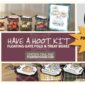 2nd CHANCE: Have a Hoot Floating Gate Fold and Gift Box Class Kit and Buy 2 get 1 free Blends Offer