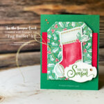 CARD: 'Tis the Season from the Tag Buffet Kit