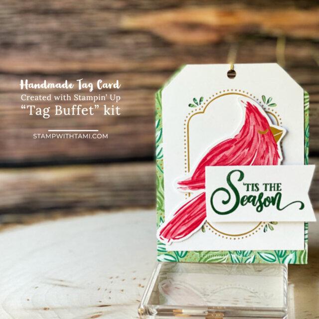 Tag Buffet Kits