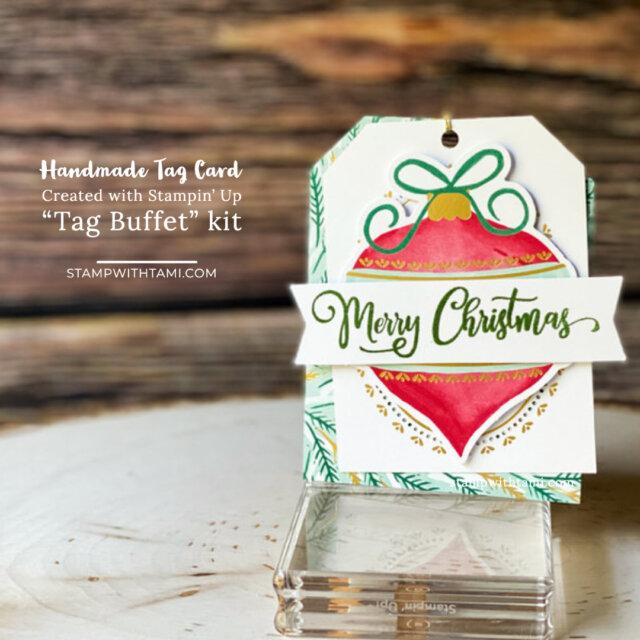 Exploring the Tag Buffet Kits