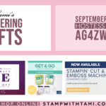 SPECIALS: Tami's Ordering Gift Tutorials for September 16-30 – Hostess Code AG4ZWXNZ