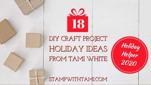 18 Days of Christmas Project Tutorials