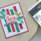 CARD: Joy to You and Yours from the Peace & Joy Bundle