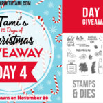 DAY 4 of  10 Days of Christmas Giveaways  – Enter Here