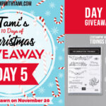 DAY 5 of  10 Days of Christmas Giveaways  – Enter Here