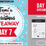DAY 7 of  10 Days of Christmas Giveaways  – Enter Here