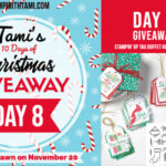 DAY 8 of  10 Days of Christmas Giveaways  – Enter Here