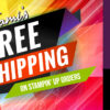 FLASH SALE: Free Shipping 2 days only – Wednesday – Thursday