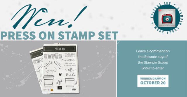 Win Press on Stamp Set