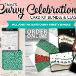 KIT: Curvy Celebrations Bundle Card Kits – ends November 2
