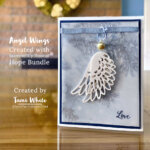 CARD: Bell rings for the Angel Wings card