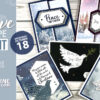 KIT: Dove of Hope Christmas Card Kits – ends October 18
