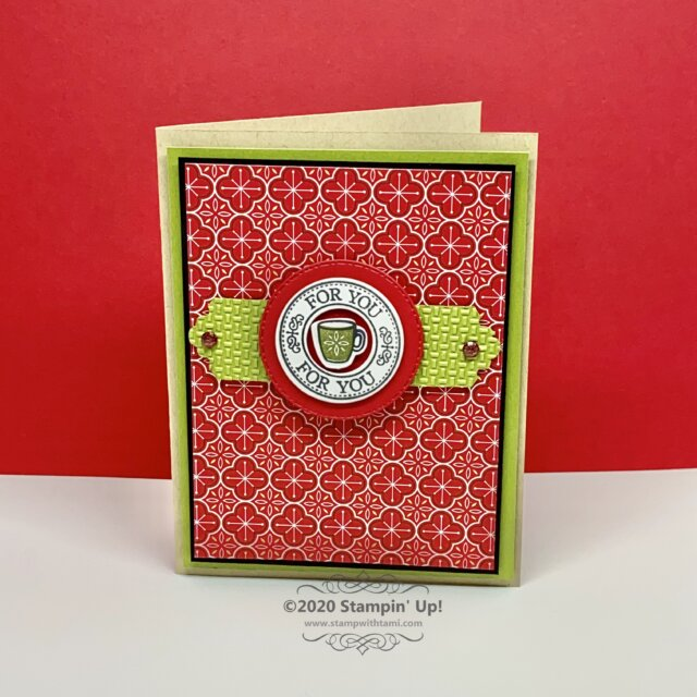 Stamp Out Breast Cancer Card