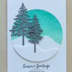 CARD: Season's Greetings from the In The Pines Bundle