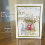 CARD: Curvy Gnome for Christmas