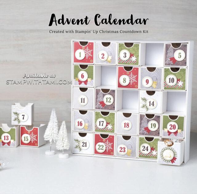 Christmas Countdown Kit