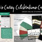 Tami's Curvy Celebrations Bundle Card Kits – ordering ends November 26