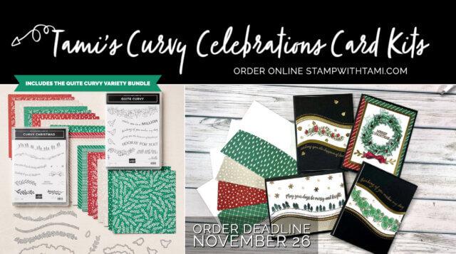 Curvy Celebration Bundle Kits