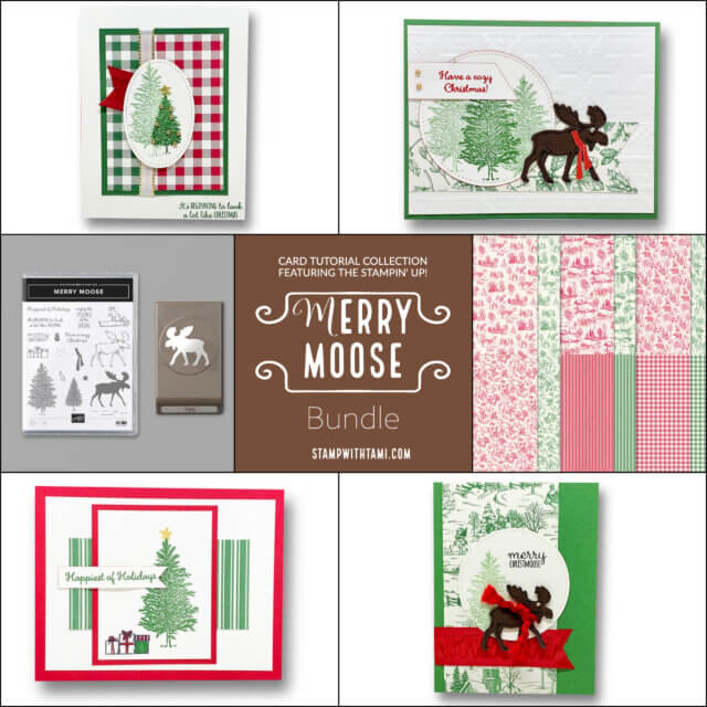 Gift Tutorials for Merry Moose