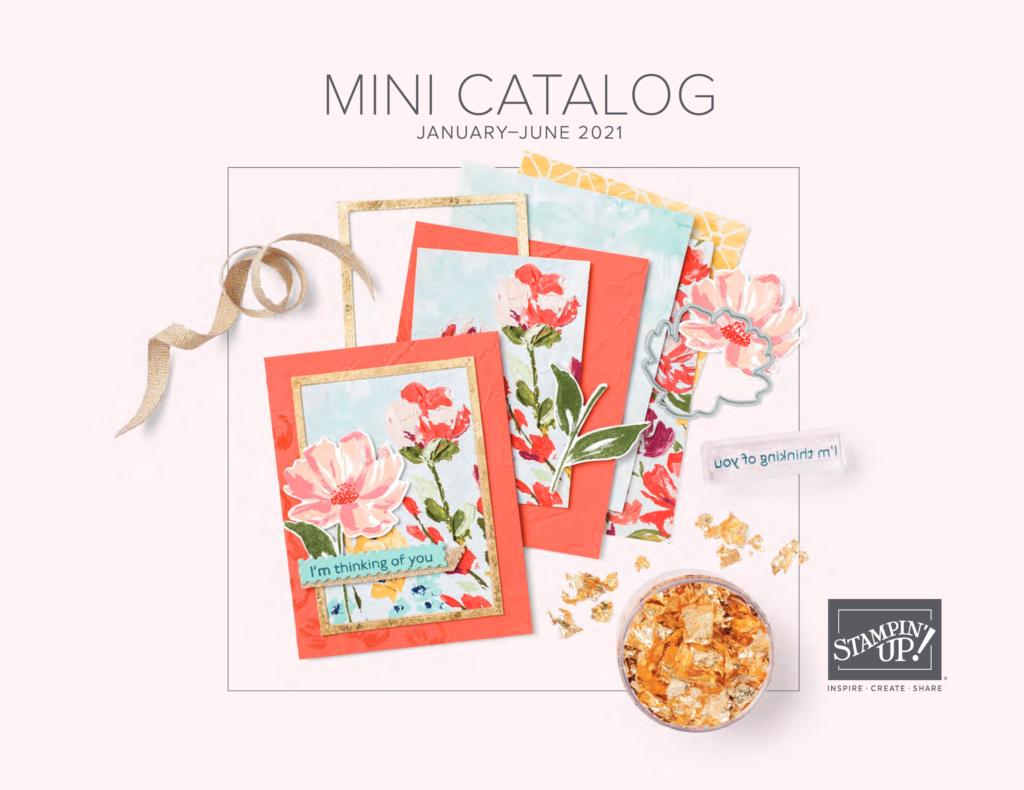 2021 January-June Mini Catalogs