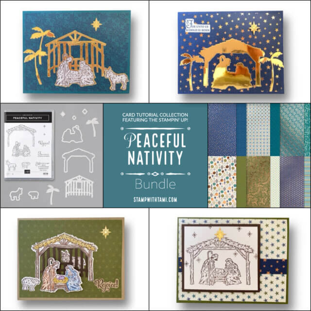 Gift Tutorials for Peaceful Nativity