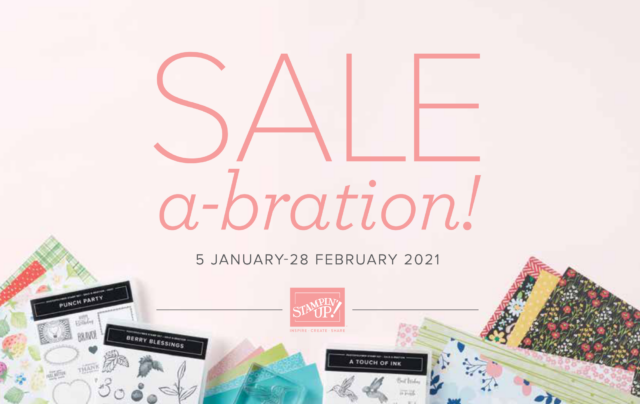 Sale-a-bration!