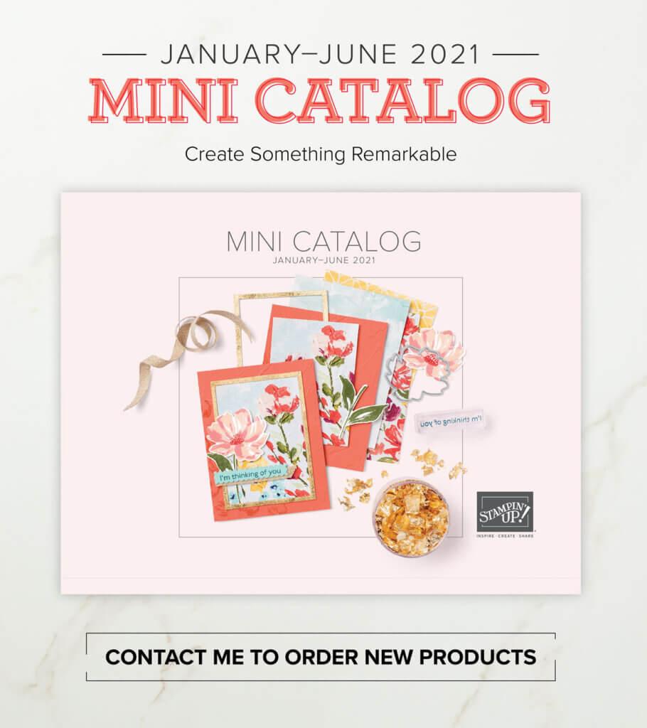 2021 January-June Mini Catalog