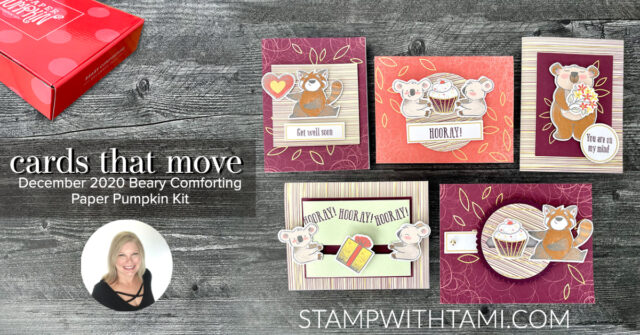 December Paper Pumpkin kit