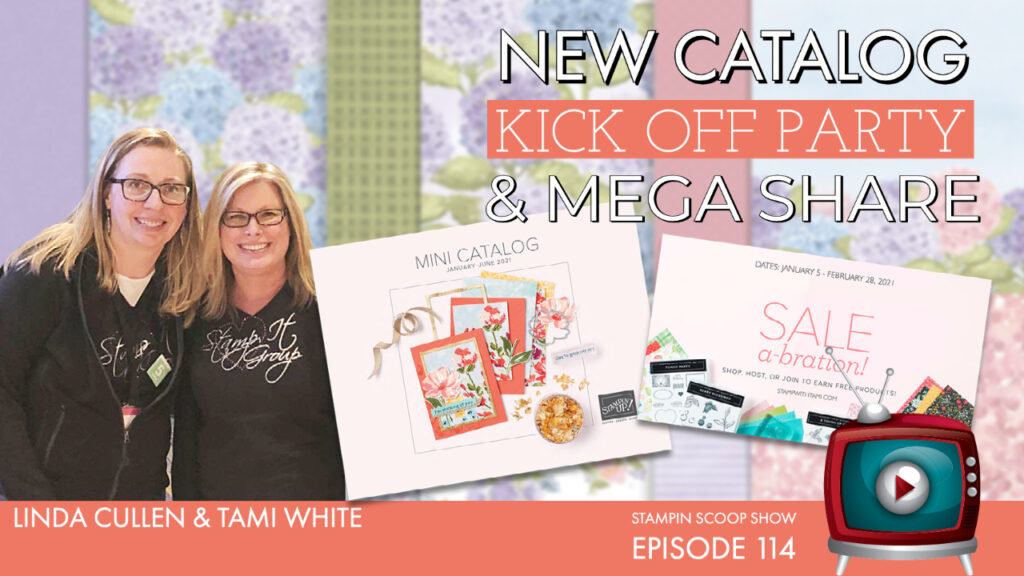 New Catalog Kick Off
