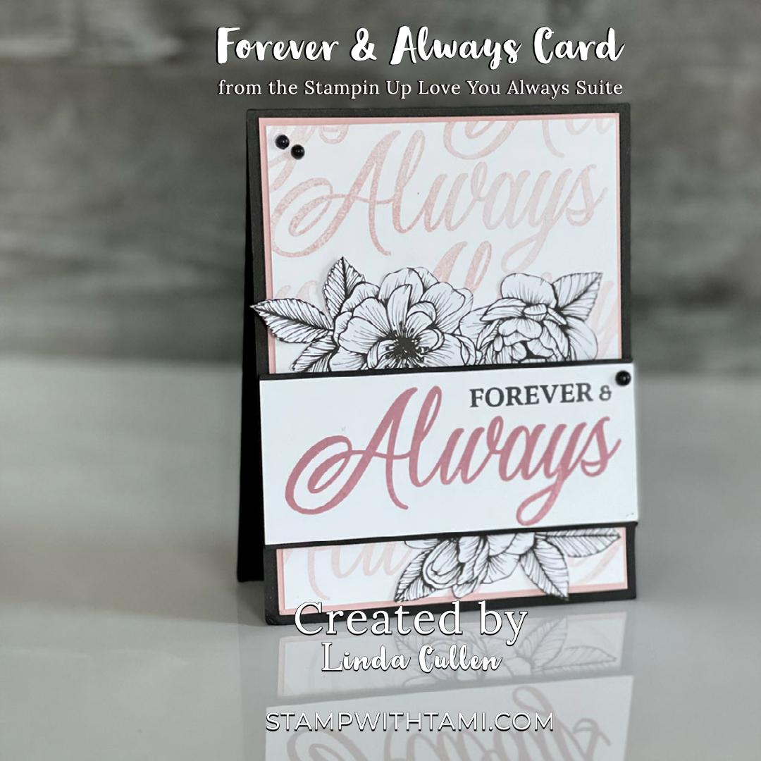 Forever & Always Card