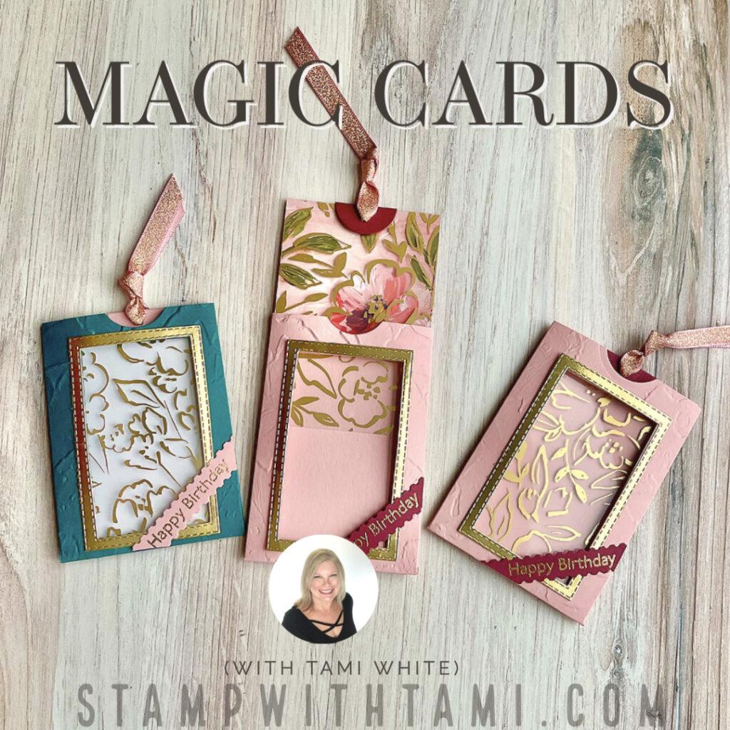 Make Magic Cards