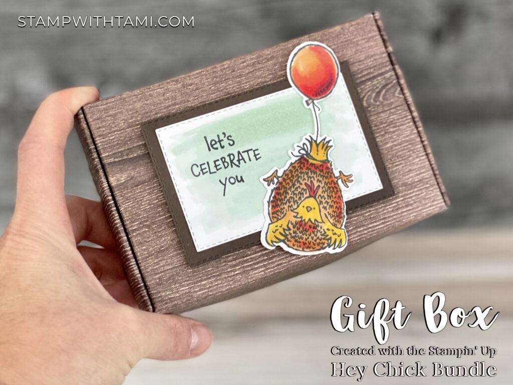 Hey Chick Card & Box Set photo