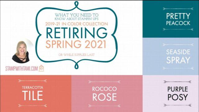 retiring Spring 2021