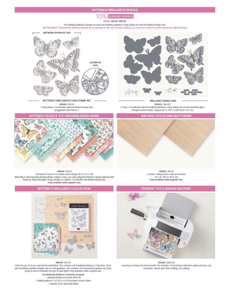 Butterfly Bouquet Suites