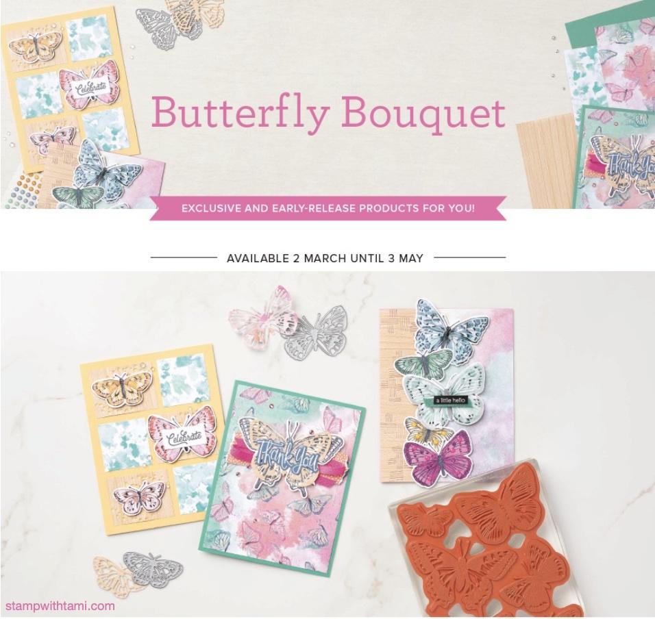 Butterfly Bouquet Suite