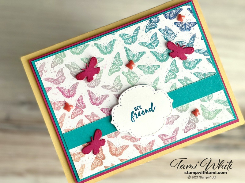 Butterfly Bijou Card Sets