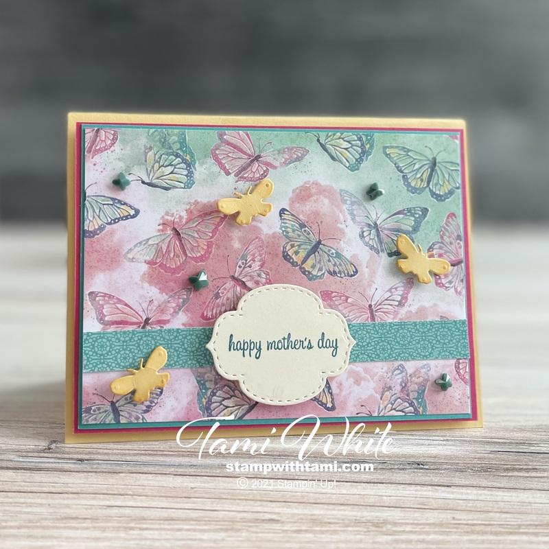 Butterfly Bijou Card Set photos