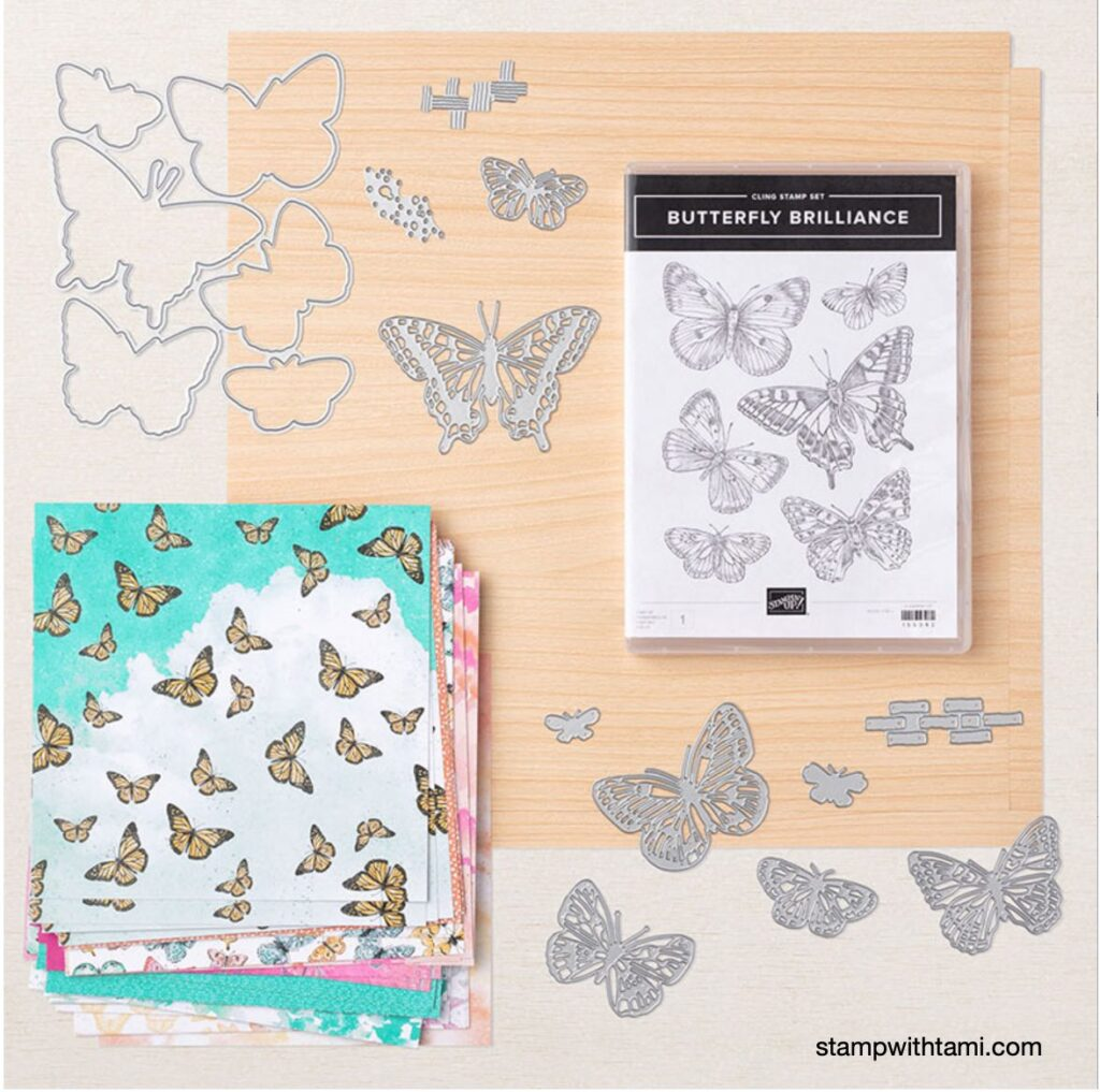 Butterfly Brilliance Collection Suite