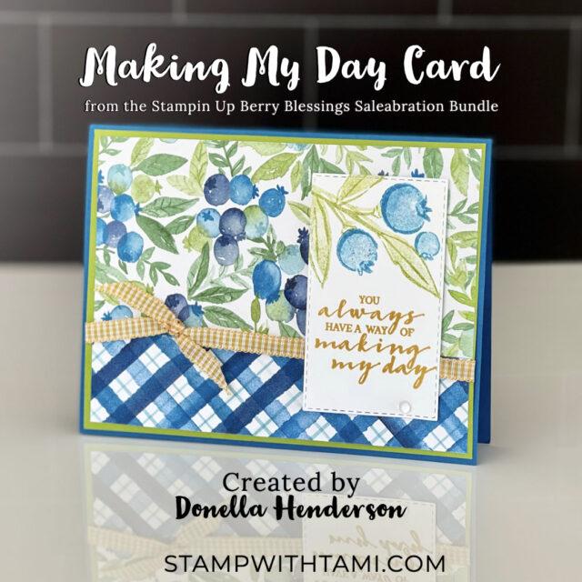Making My Day Card Bundle
