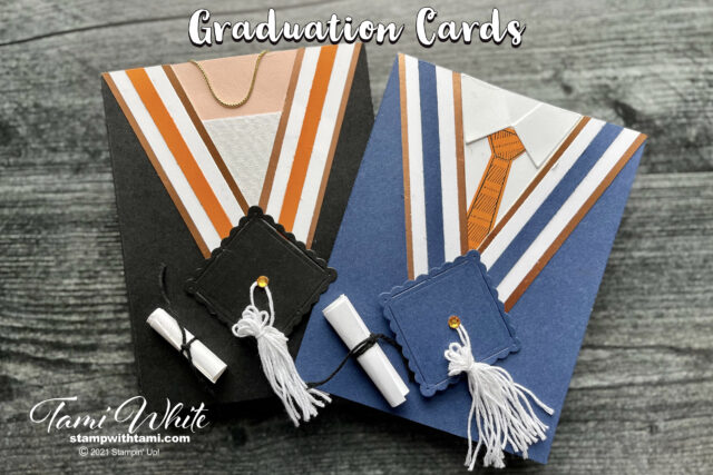 Cap & Gown Cards