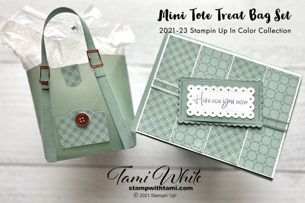 Shimmery Tote Gift Bag