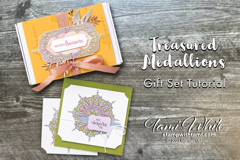 Treasured Medallion Gift Set