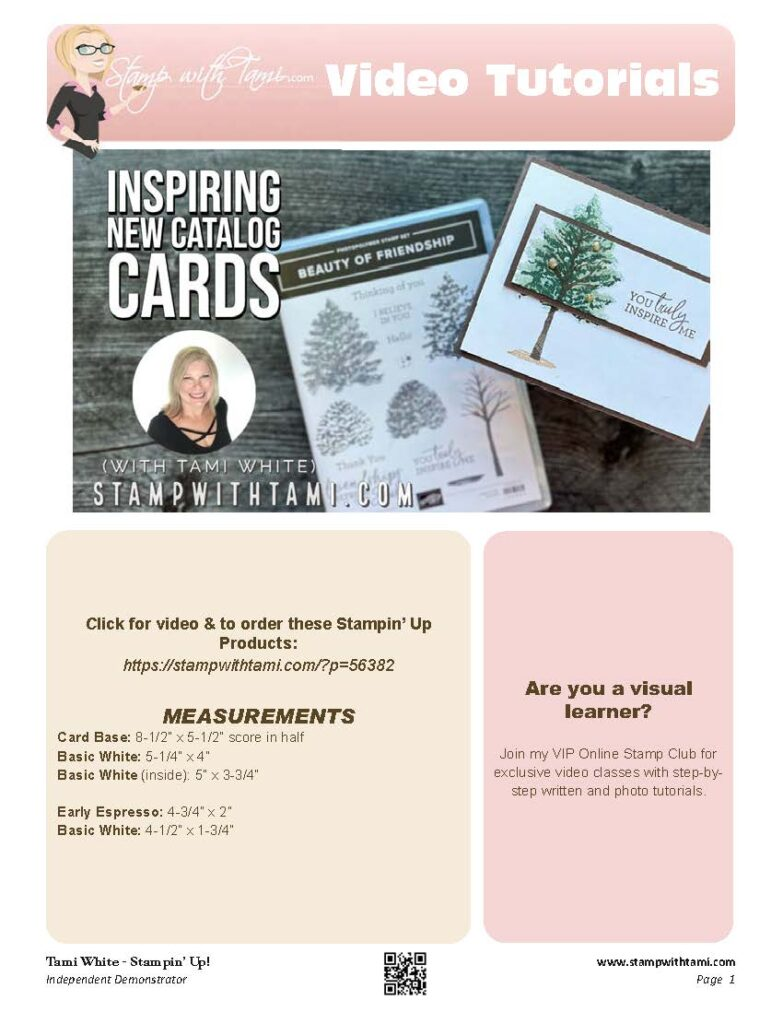 Inspiring New Catalog Cards pdf
