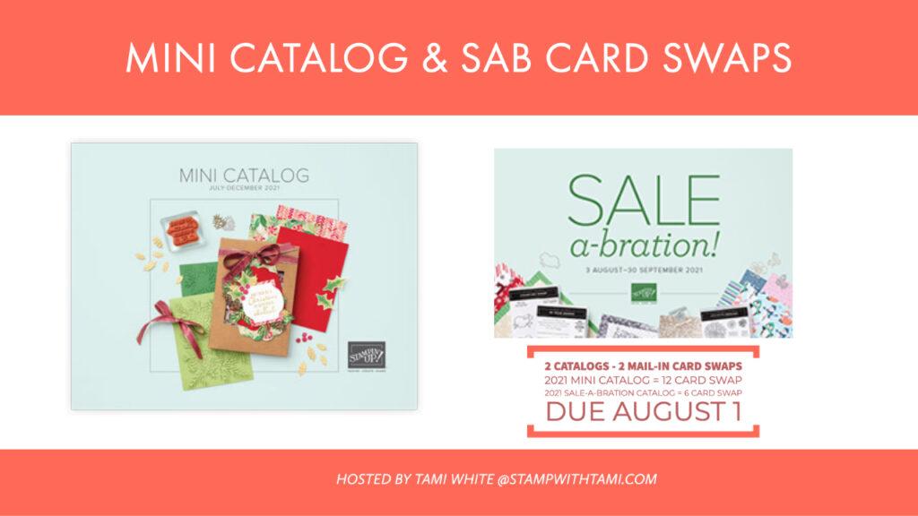 Card Swap: 2021 Mini Catalog