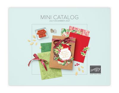 2021 Mini Catalog Pre-Order dates