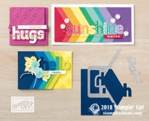 15stampin up new catalog ideas