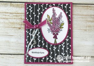 Lots of Lavender Stamps
