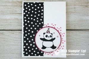Party Panda Stamps
