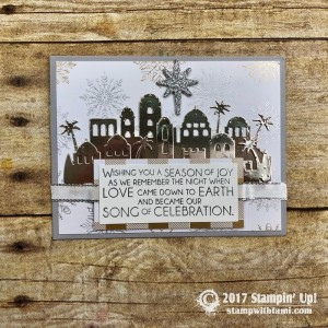 Night in Bethlehem Stamp Set