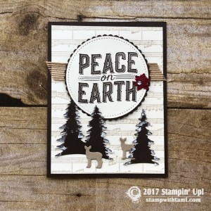 Carols of Christmas Stamp Set